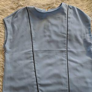 Light blue tunic